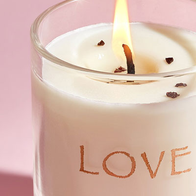 KORA Organics Miranda Loves Love Candle